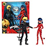 Miraculous P50365 Fashion Dolls 2 Pack