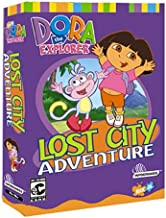 dora the explorer cd rom