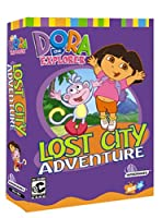 Dora the Explorer: Lost City Adventure [Old Version] (輸入版)