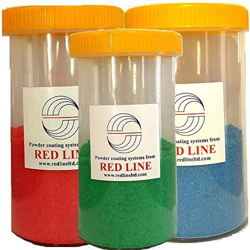 Redline Powder Coating Gun Cups-3 Pack