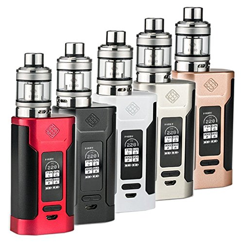 Wismec Sinuous P228 Promodore KIT inkl. Elabo Tank Farbe Silver-Bronze