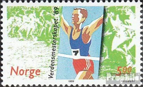 Norvège mer.-no.: 1014 (complète.Edition.) 1989 WM Cross-Country (Timbres pour Les collectionneurs) Autres Sports