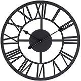 Lechesis 3D Metal Wall Clock 22