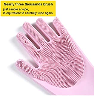 Best golden cleaning gloves Reviews