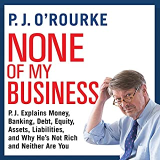 None of My Business cover art