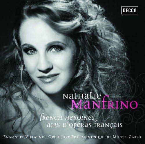 Nathalie Manfrino, Orchestre Philharmonique De Monte Carlo & Emmanuel Villaume