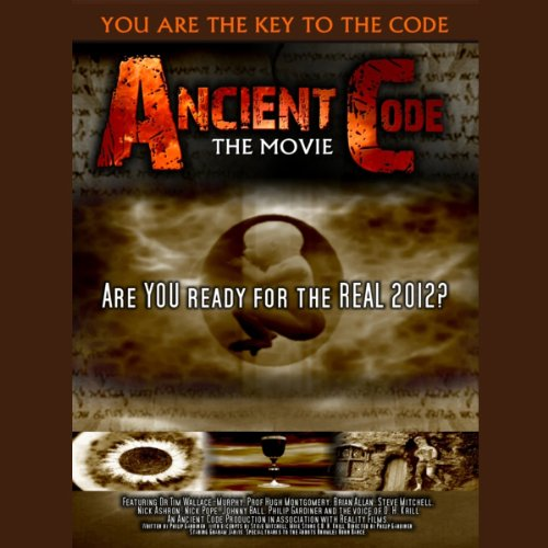 Ancient Code audiobook cover art