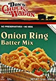 Don's Chuck Wagon Onion Ring Mix, 12 Ounce, Pack of 12