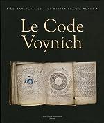 Le Code Voynich de Pierre Barthélémy (Préface)