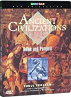 Ancient Civilizations: Rome & Pompeii [DVD] [Import]
