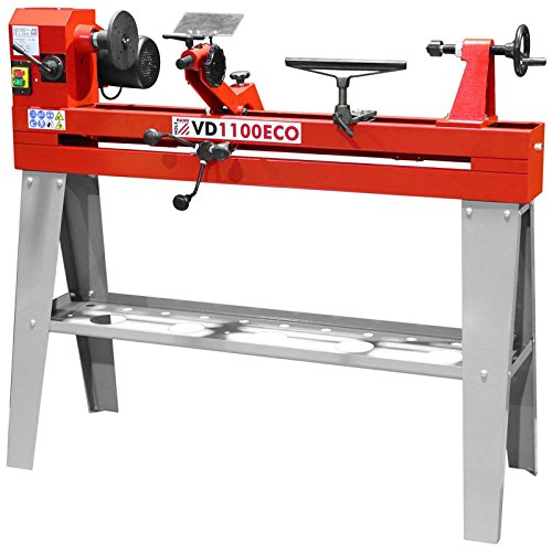 Holzmann Maschinen Metall Kopierdrechselbank 750 W VD1100ECO_230V (VD1100ECO_230V)