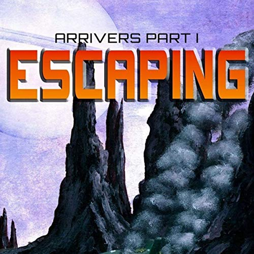 Escaping cover art