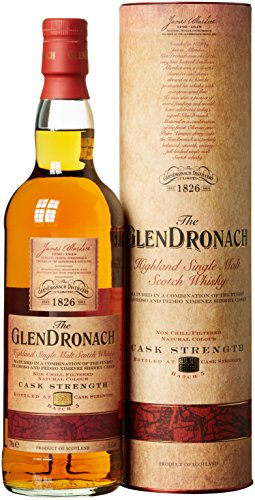 Glendronach Cask Strength Batch No. 5 (1 x 0.7 l)