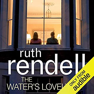 The Water's Lovely audiobook cover art