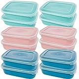 Codil Juegos Tupper de Plásticos para Alimentos,Tapers...