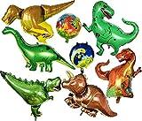 Globos Dinosaurios Gigantes,Globos Dinosaurios de Papel de Aluminio,Globos de Helio Dinosaurios,Dinosaur Balloon,Los Juegos de Globos de Dinosaurio,para Cumpleaños Fiesta de Los Niños