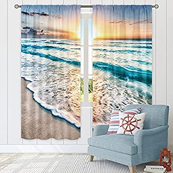 Best beach curtains for bedroom Reviews
