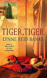Books Set in Rome: Tiger, Tiger by Lynne Reid Banks. rome books, rome novels, rome literature, rome fiction, rome historical fiction, ancient rome books, rome books fiction, best rome novels, best rome fiction, ancient rome fiction, ancient rome novels, roman authors, best books set in rome, popular books set in rome, books about rome, rome reading challenge, rome reading list, rome travel, rome history, rome travel books, rome books to read, novels set in rome, books to read about rome, books to read before going to rome, books set in italy, italy books