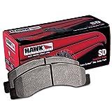 Hawk Performance HB552P.722 SuperDuty Brake Pad