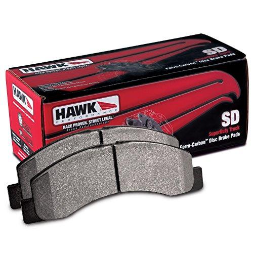 Hawk Performance HB322P.717 SuperDuty Brake Pad | Advance Auto Parts