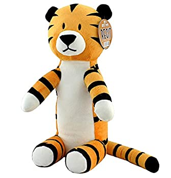 Attatoy Regit The Plush Tiger Toy 17-Inch Tall Striped Sitting Tiger Stuffed Animal