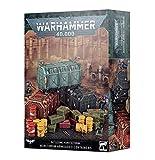 Games Workshop Warhammer 40k - Zone de Bataille Manufactorum : Munitorum Armoured Containers