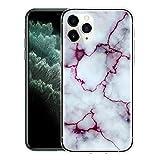 Yoedge für LG K42 / K52 Hülle, Silikon Transparent TPU Schutzhülle Handyhülle mit Muster Motiv Hülle Superdünn Stoßfest Rückschale Tasche Weiche Cover für LG K52 6,6