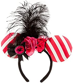 WDW Pirate Minnie Mouse Ear Headband (Pirates Minnie Mouse Iya head band) not yet sale in Japan goods