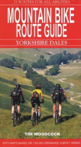Mountain Bike Route Guide: Yorkshire Dales (Dalesman Mountain Bike Guides)