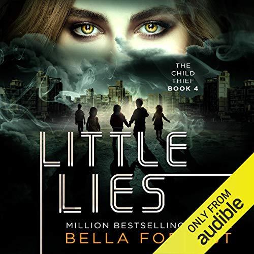 Couverture de Little Lies