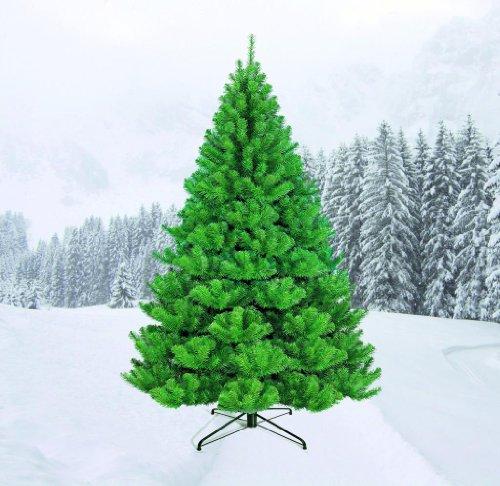 House of Fun Zar della Steppa Albero di Natale, 250 cm, 1.549 rami
