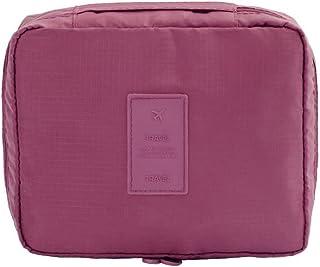 حقيبة أدوات الزينة منظم الأمتعة حقيبة أدوات التجميل المضادة للماء حقيبة سفر لتخزين الحمام والسفر