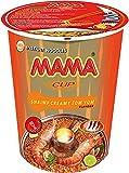 MAMA Fideos Instantáneos Sopa Camarones Cremosos 16x70gr