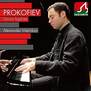 Prokofiev: Visions fugitives