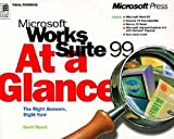 Microsoft Works Suite 99 at a Glance