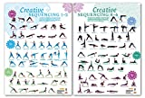Yoga Verlag Creative Sequencing 1-6 Poster-Set Von Yoga