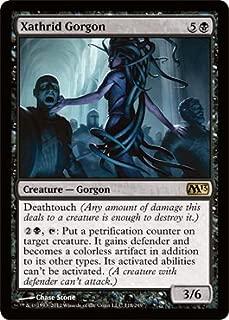 Magic: the Gathering - Xathrid Gorgon (118) - Magic 2013 - Foil