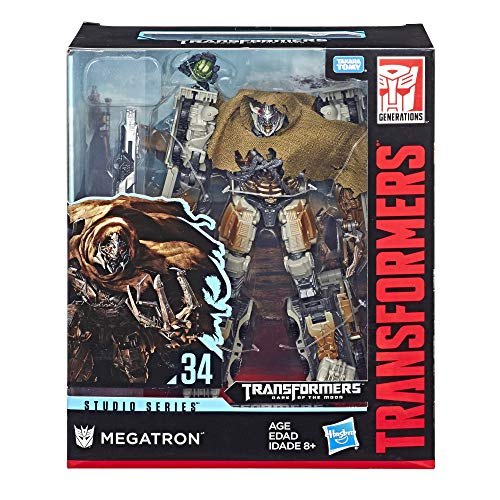 Transformers E3750ES1 Generations Studio Series 34 Leader Class Dark of The Moon Movie