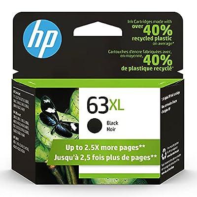 HP 63XL | Ink Cartridge | Black