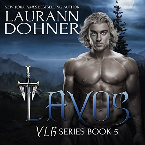 Lavos audiobook cover art