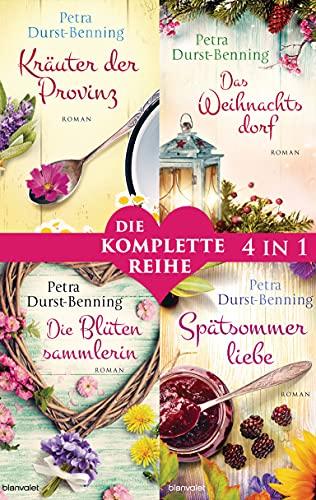 Die Maierhofen-Reihe Band 1-4: - Kräuter der Provinz / Das Weihnachtsdorf / Die Blütensammlerin / Spätsommerliebe (4in1-Bundle): Die komplette Reihe (German Edition)