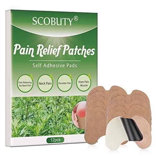 Cerotto Termico,Cerotto Cervicale,Pain Relief Patch,Cerotti anti dolore,Patch...