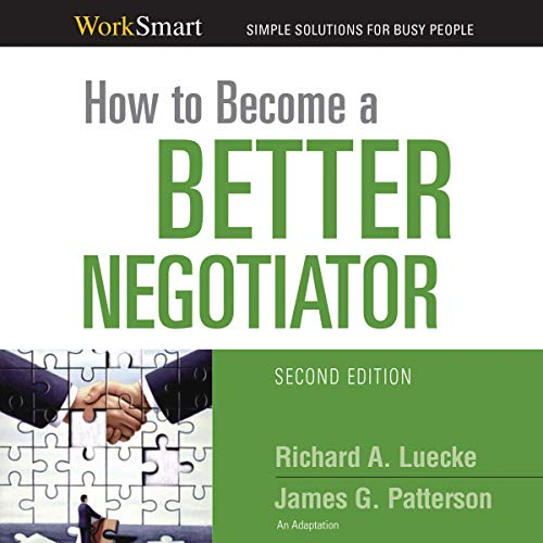 Couverture de How to Become a Better Negotiator