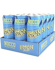 NOCCO BCAA (No Carbs Company) (12 x 330 ml dozen) (Límon Del Sol)