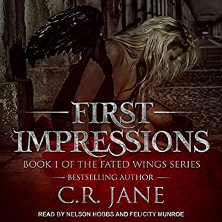 First Impressions audiobook cover art