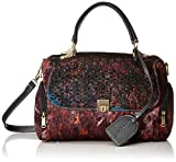 Laura Vita Doullens 12, Sacs bowling femme, Rouge (Wine)