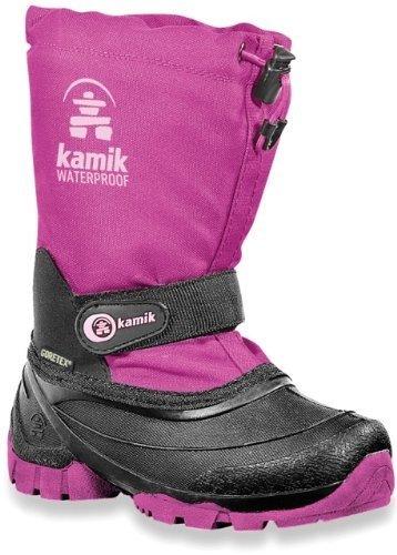 Kamik Waterbug 5G Kinder Schneestiefel, Pink EU35