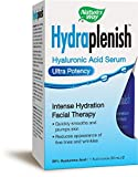 Nature's Way Hydraplenish Serum Ultra Potency Hydration Facial Therapy, 88% Hyaluronic Acid, 1 Oz.