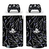 PlayStation 5 Digital Bullet Round Cases Shells Console Skin, Decal, Vinyl, Sticker, Faceplate -...