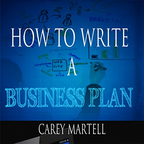 How to Write a Business Plan cover art